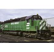 Burlington Northern 6430  Midwestern Model Works