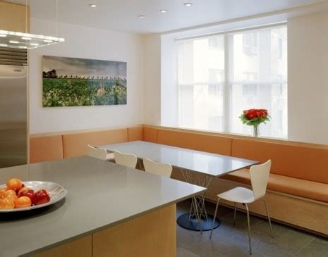 Modern Banquette by How To Make A Kitchen Banquette With Storage 187 Curbly Diy Design Decor