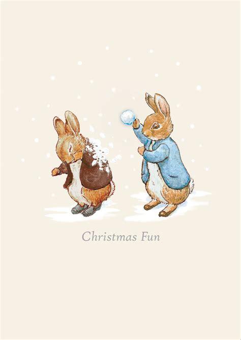peter rabbit christmas card box set beatrix potter shop