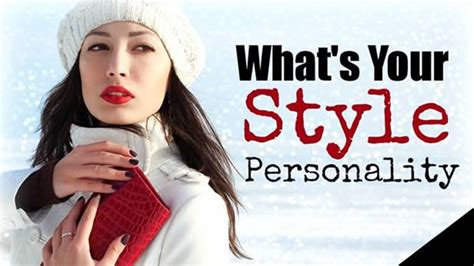 Finde Deinen Style by What Is Your Style Personality Find Out With This Quiz