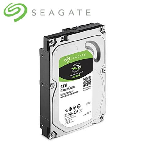 Hdd Seagate Barracuda 2tb Hdd Seagate Barracuda 2tb 7200rpm Sata3 6gb S 64mb Cache