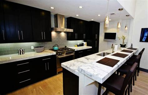 dark cabinets light countertops marble countertop how to clean marble countertops in a