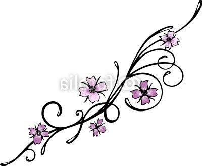 cherry blossom tattoo vorlage ich liebe wasser