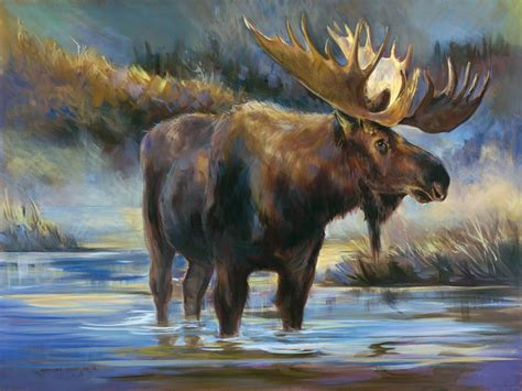 Bull Moose Also Search For Pin By Helen On