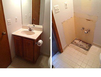 remove bathroom vanity how to remove a bathroom cabinet vanity