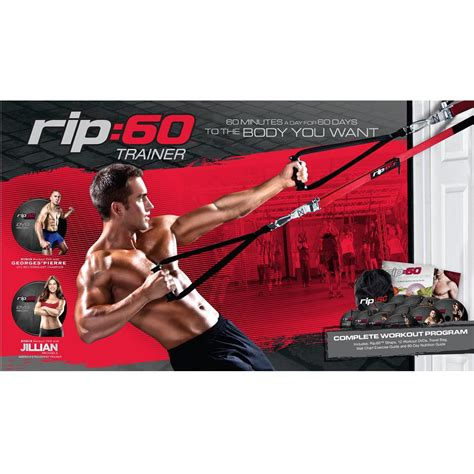 rip 60 suspension trainer rip6011 the home depot