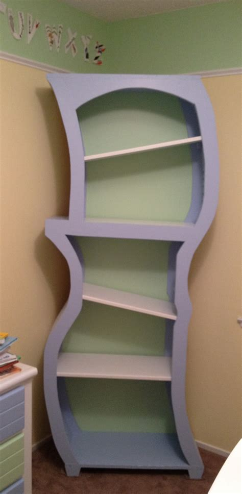 white dr seuss bookcase diy projects