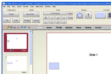 Impress Design Vorlagen Neue Bedienoberfl 228 Chen F 252 R Openoffice Org In Der Entwicklung Dimido De
