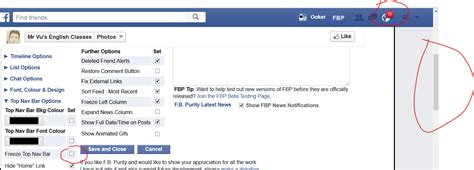 hide top bar userscripts how to hide the top nav bar of facebook when