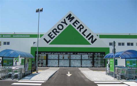 leroy merlin sedi leroy merlin cerca consiglieri di vendita in provincia di