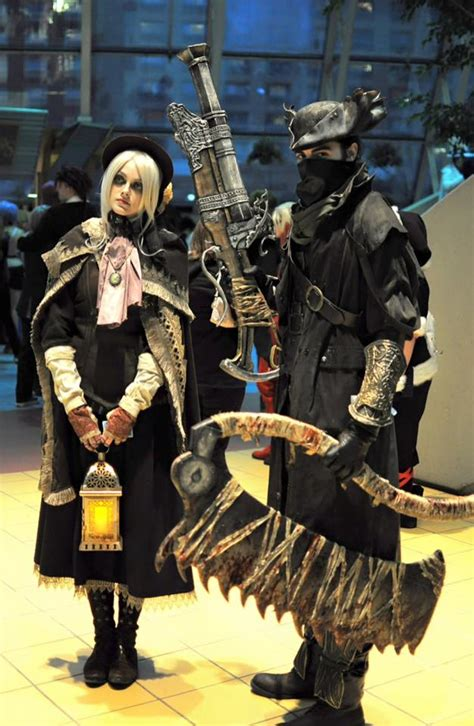 Real Pict Costumer pic of the day bloodborne and doll showcase realistic saw cleaver and