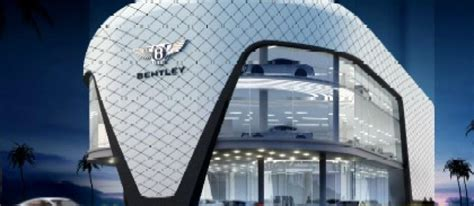 bentley showroom bentley showroom umm al sheif al mayas insulation
