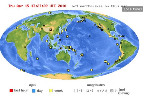 earthquake just now earthquake just now