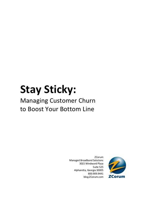 richard preact stay sticky how isps reduce customer churn