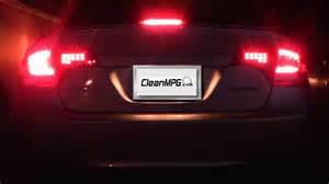 Brake System Light Civic Hybrid Honda Civic Hybrid 2006 2008 Led Lights Day
