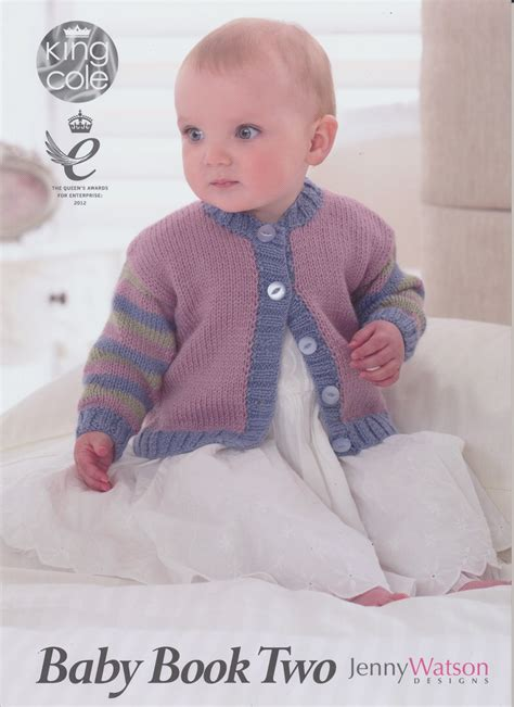knitting pattern books for babies king cole baby book two knitting book double knit patterns