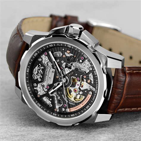 Emblem Automatic griffin emblem automatic watches review 187 the gadget flow