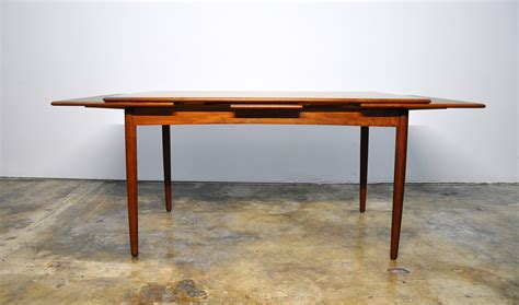 select modern modern teak expandable dining room table