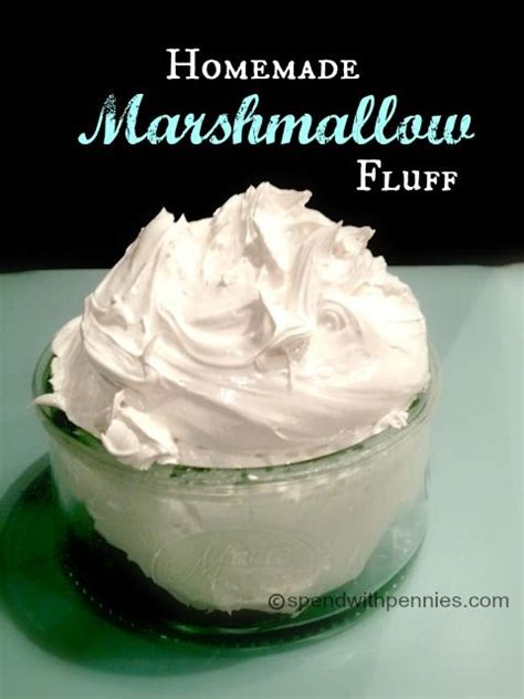 100 marshmallow fluff recipes on pinterest fluff recipe homemade marshmallows and marshmallows