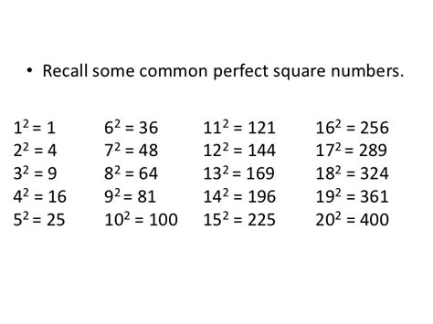 square root of 289 100 square root of 289 murderous maths square roots