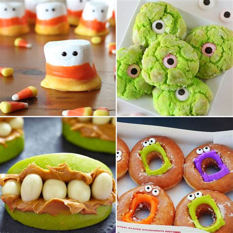 halloween treats 20 fun halloween treats to make with your kids it s