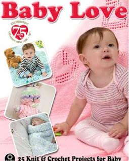 tutorial merajut love baby love 25 knit and crochet project for baby info