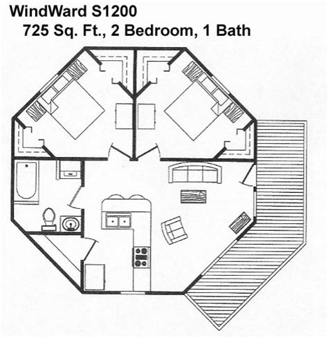 hogan homes floor plans octagon cabin plans