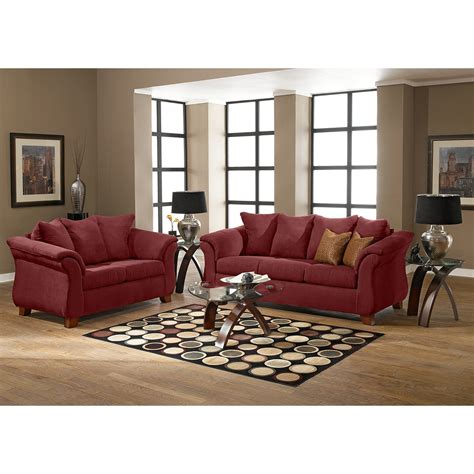 85 Astonishing Red And Black Living Room Set Home Design Black Living Room Set
