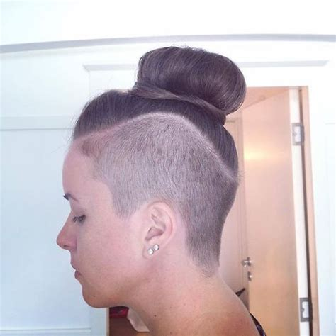 high and tight hairstyles on women high undercut nape undercuts only pinterest search