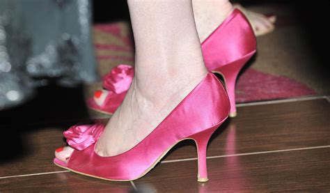 Killer Heels Might Poke Your Eye Out by Politicians And Their Shoes Wales