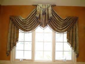 Swag Window Treatments Window Treatments Window And Swag On