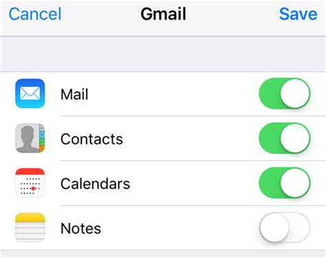 Gmail Calendar On Iphone Ios Not Syncing All Calendars To Iphone