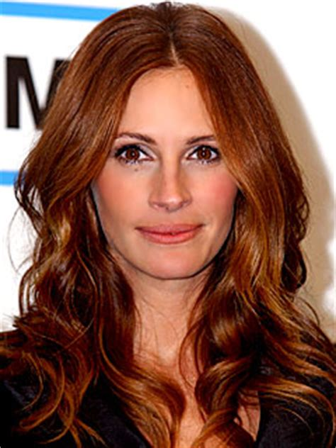 julia roberts red hair hair colour trends people hair style gallery