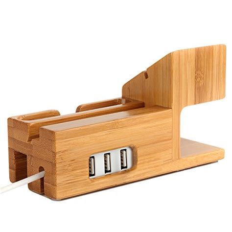 desk l with usb charging station top 5 best selling iphone charging dock wood with best