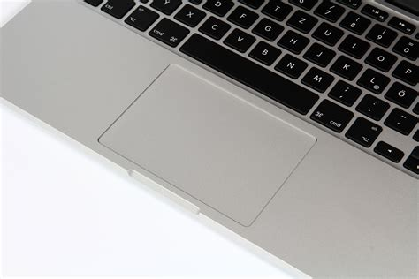 Trackpad Macbook Pro im test apples macbook pro 13 mit touch