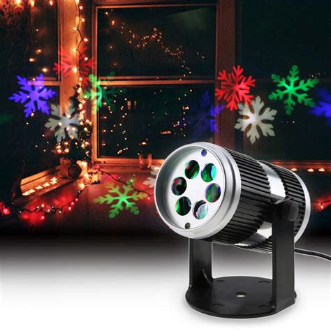 christmas laser projector lights activated moving dynamic