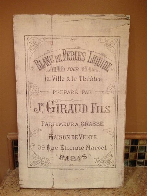 french bathroom wall art reclaimed wood wall art with vintage french perfume