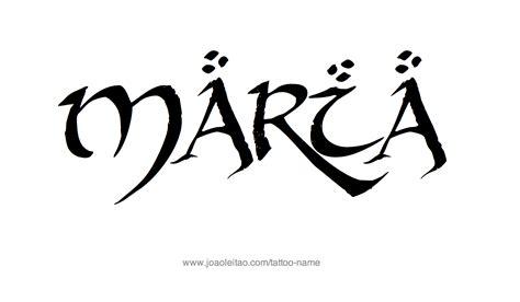 tattoo name maria maria name tattoo designs