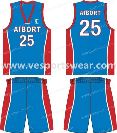 pattern making for basketball jersey blue and red pattern basketball kits styles basketball kit