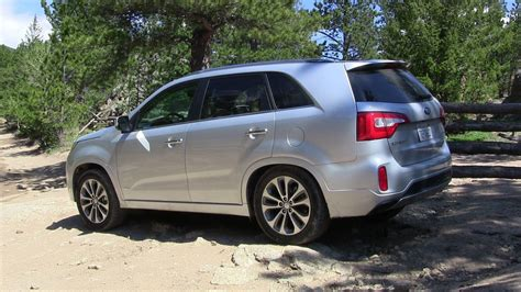 Kia Sorento 2015 Prices 2015 Kia Sorento 50 New Car Reviews Usa