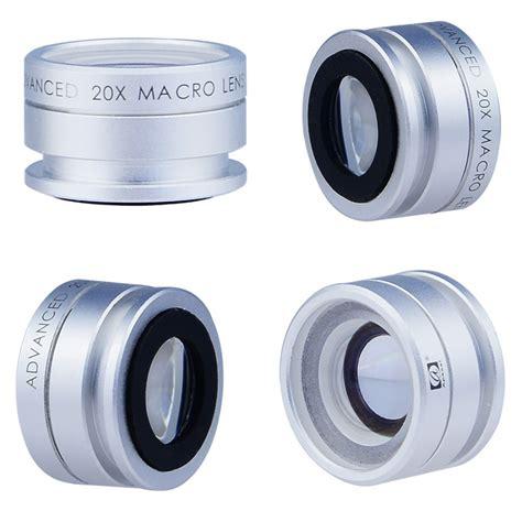 3 in 1 macro lens vs apexel 20x macro lens comparison