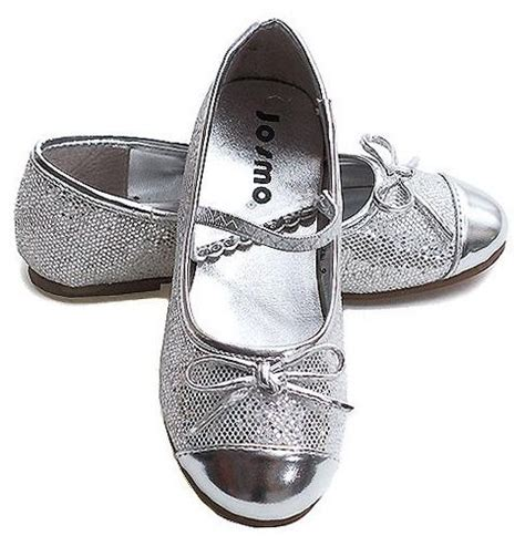 new toddler silver sparkle dress shoes ebay
