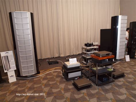 Speaker Wisdom wizard high end audio wisdom audio ls 4 speakers with syn 228 stec and zensati