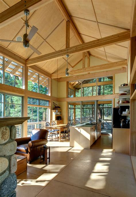 forest loop small house swoon