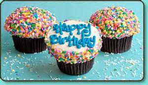 Happy birthday cupcakes happy birthday and birthday cupcakes on
