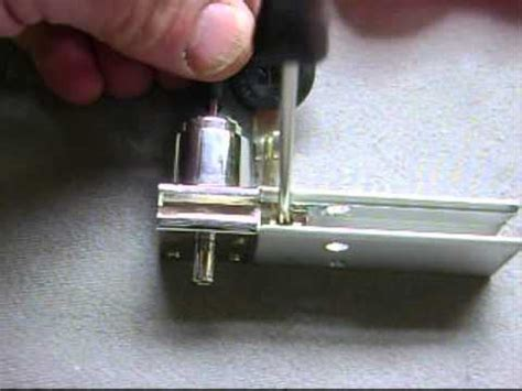 Evergood sliding glass door locks   YouTube