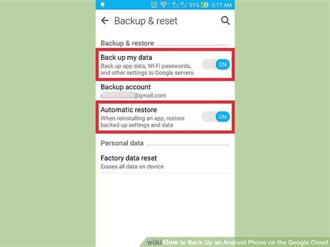 backing up android phone how to back up an android phone on the cloud