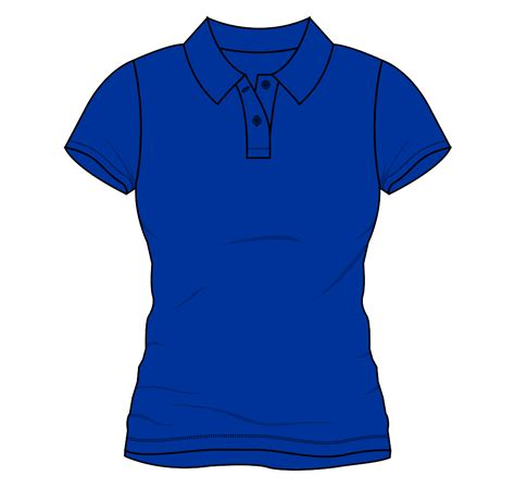 template t shirt polo polo t shirt template clipart best