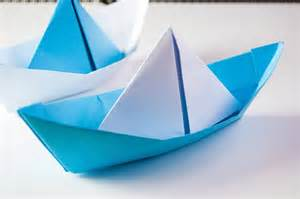 Origami Ship - how to make origami boat