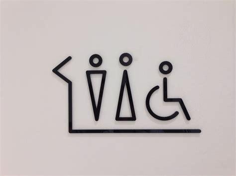 best 25 toilet signs ideas on